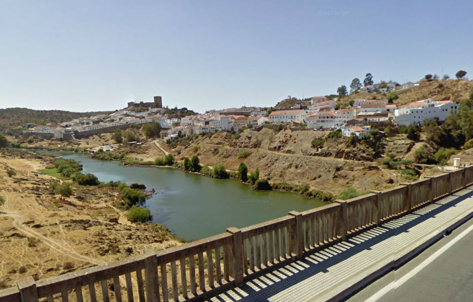 Portugal - Mertola001 Rio Guadiana Nationaal park Vale do Guadiana.JPG
