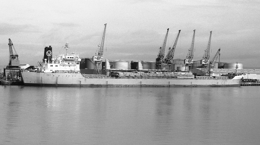 KIELDRECHT at Avonmouth by the late Norman Hesketh (Small).jpg