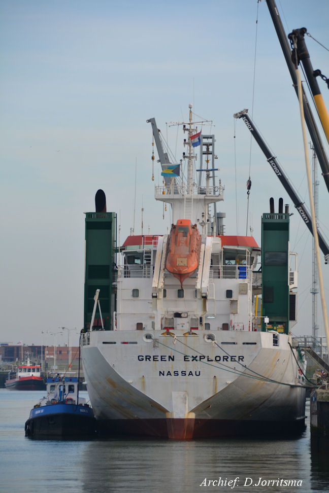 Green Explorer  4989  c  Harlingen  4-11-2015 +  .JPG