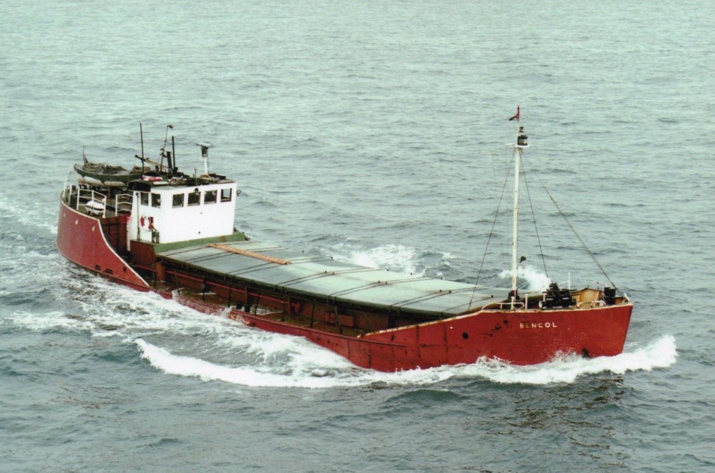 BENCOL at sea loaded.jpg