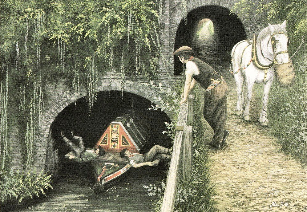 Grand Union Canal Shrewley Tunnel.jpg