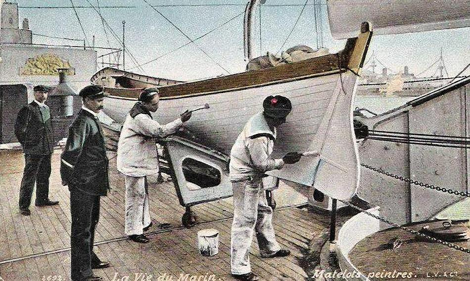 French Navy painting duty.jpg