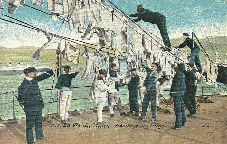 French Navy Hanging Washing.jpg