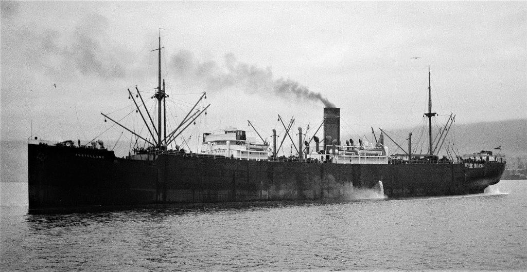 Amstelland at Vancouver in January 31 1934..jpg