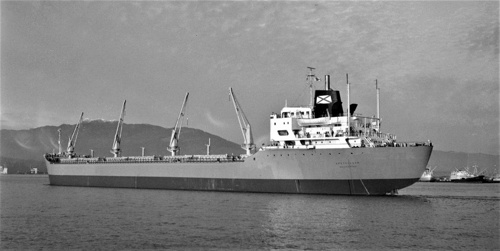 Amstellaan at Vancouver in September 29 1972.jpg