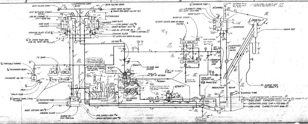 El Yunque Turbine gear and thrust bearings diagram.JPG