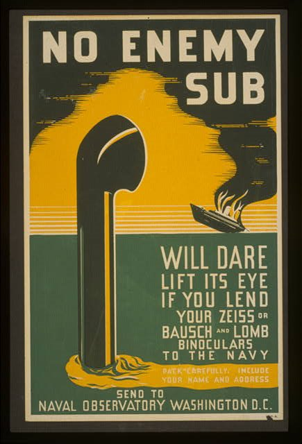 WW2-poster - No enemy sub will dare 1942.jpg